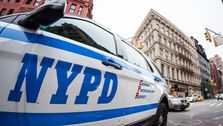 NYPD officer accused of blasting 'Trump 2020' from patrol car suspended without pay