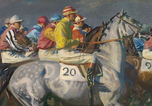 'A Sporting Vision' gives a horse's eye view of hunting and rides in the English countryside