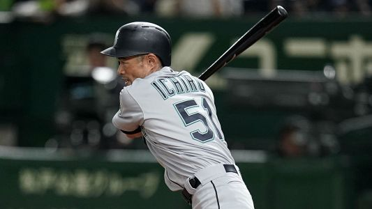 Ichiro Suzuki to retire from baseball after Mariners' game in Japan, per reports