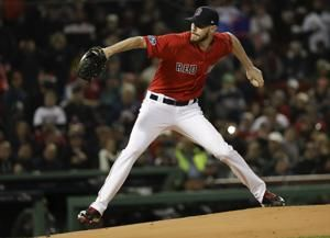 Sale back with Red Sox, tells Cora he's 'good enough' to go