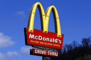 Free fries for the rest of '18, if you use McDonald's app