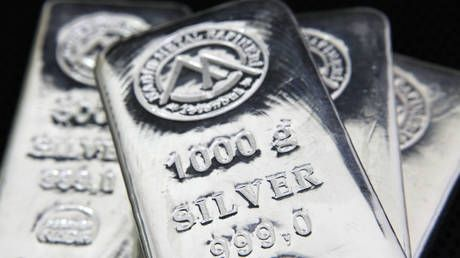 Silver investment demand nearly triples during year of pandemic