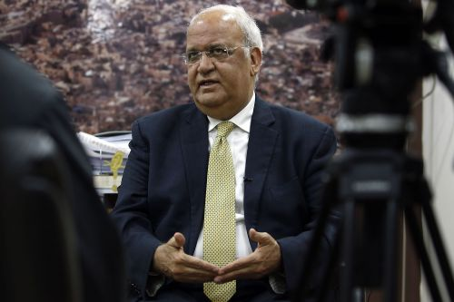 Top Palestinian official Saeb Erekat in 'critical' condition from COVID