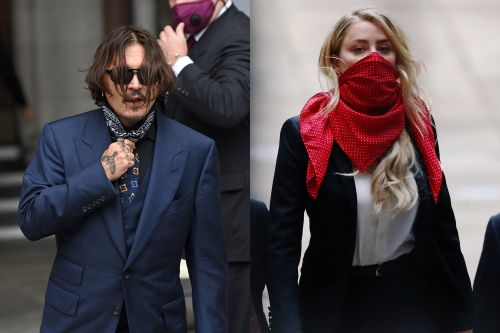 Johnny Depp accused of attacking Amber Heard for withholding meds during detox