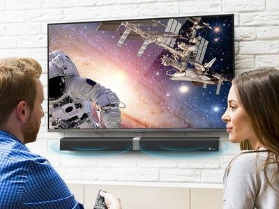 Save more than $20 on the TaoTronics 34-inch Bluetooth sound bar