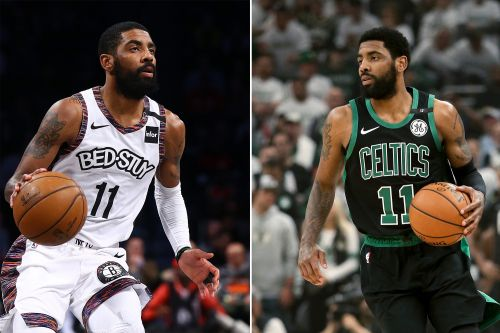 Nets get Christmas date with Celtics as Kyrie Irving returns to Boston
