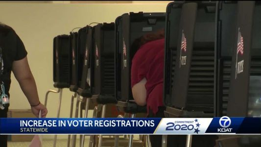 New Mexico sees increase in voter registration ahead of November election