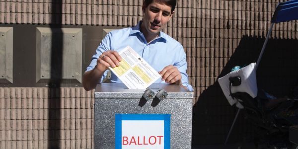 First-term Rep. Josh Harder looks to defend his seat in California's 10th Congressional District