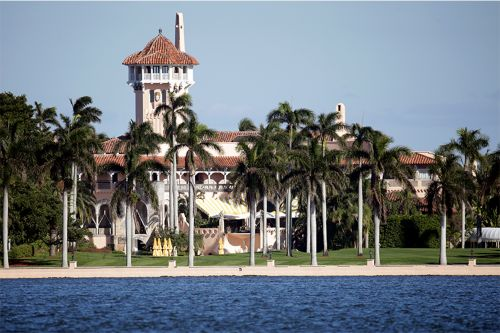 Three teens arrested after illegally entering Mar-a-Lago with AK-47 in backpack