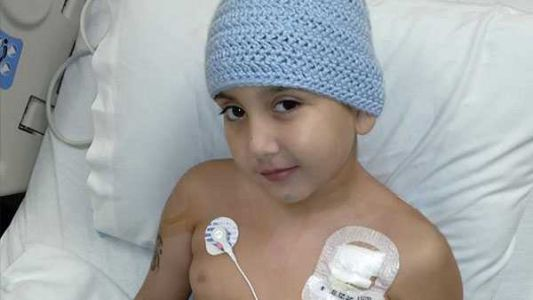 'Little warrior': Community raising money for JCPS 4th grader with terminal cancer