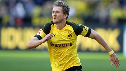 Borussia Dortmund holds Andre Schurrle out of ICC match vs. Man City in preparation for likely transfer