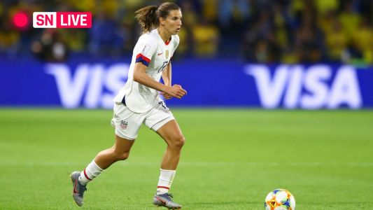 USWNT vs. Spain: Live score, updates, highlights from USA's World Cup knockout match