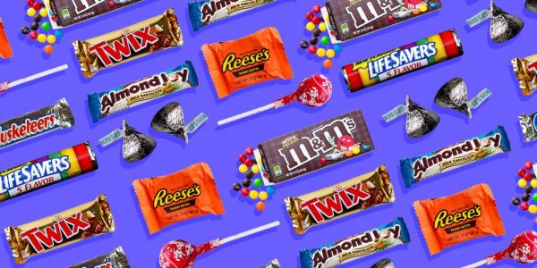 The most popular Halloween candy in every state