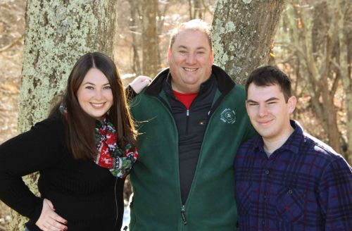Father clearing snow outside home struck by falling branch, paralyzed