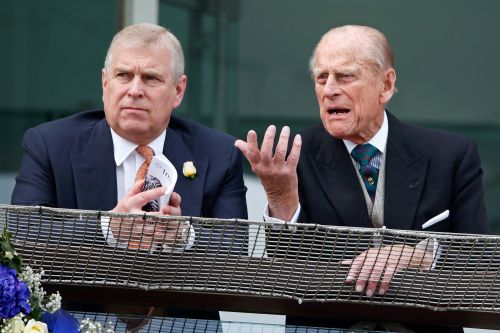 Prince Philip told Prince Andrew to 'take his punishment' for endangering royal family