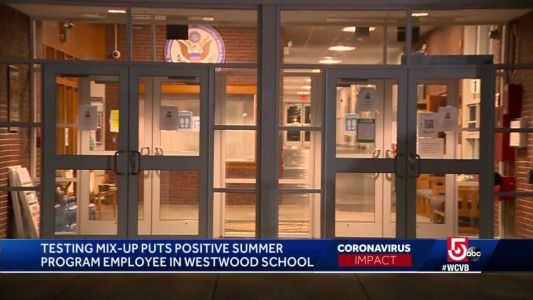 Testing mix-up puts positive summer program employee in school