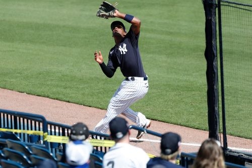 Yankees aren't giving up on Miguel Andujar experiment