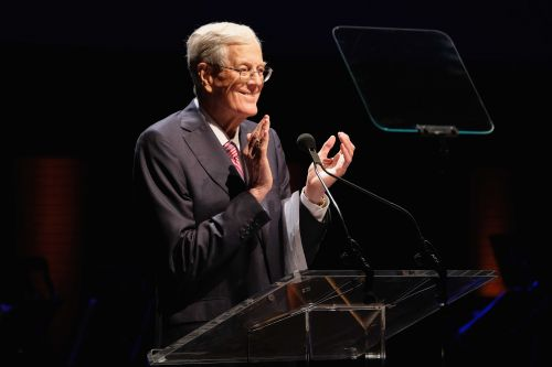 Billionaire David Koch, businessman and conservative philanthropist, dies at 79