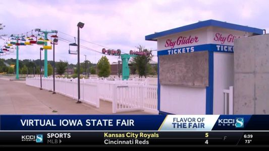 Thursday bittersweet on what would have been start of Iowa State Fair
