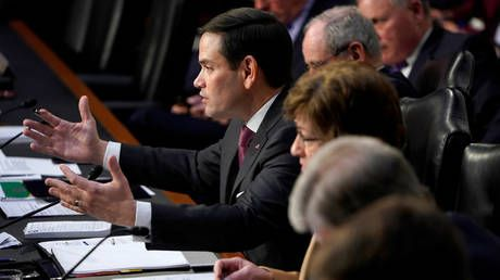 US won't start war with Iran. at least that's what prominent coup enthusiast Rubio says