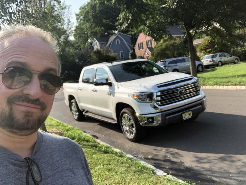 I drove a $53,000 Toyota Tundra pickup to see if it could hang with Chevy and Ford - here's the verdict