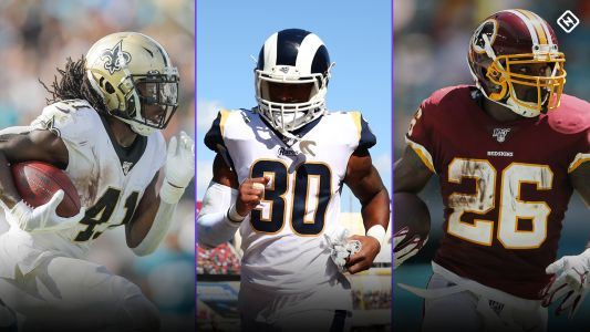 Fantasy Injury Updates: Alvin Kamara, Todd Gurley, Adrian Peterson affect Week 7 RB rankings