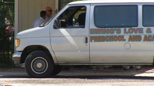 Authorities: 5-month-old girl in Florida dies after being left in hot day care van for hours