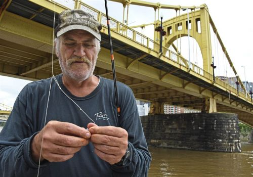 A fishing Force: Volunteering and casting his line is good therapy for angler with disability