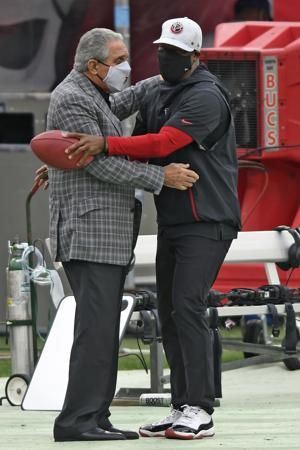 Falcons interview Rams' Holmes, Colts' Brown in GM search