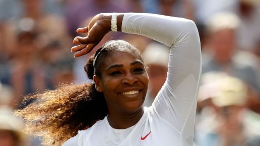 Serena Williams dedicates Wimbledon run to fellow mothers: 'Let's keep making noise'