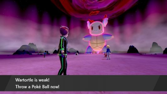 Mewtwo is in Max Raid Battles in Pokémon Sword and Shield right now!
