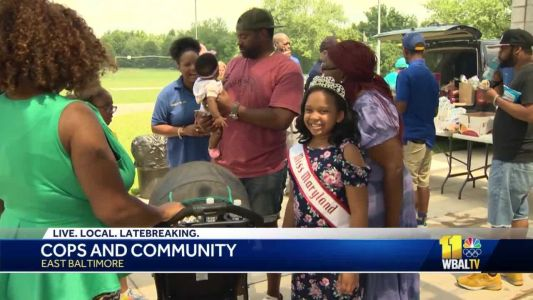 Relationships strengthened on Cops and Community Day