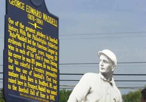 Gene Collier: No Hollywood ending, but the Rube Waddell story still deserves its shot