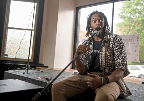 Fulfilling dreams of entrepreneurship, local comedian 'Izzy 4 Real?' says comedy is the 'art of healing'