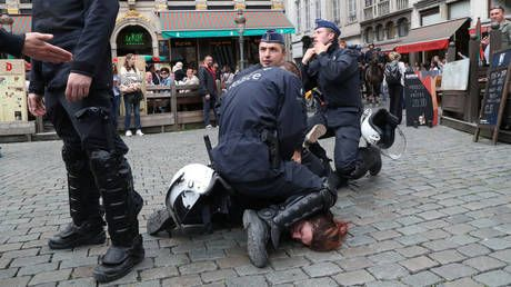 Protests in EU 'have larger, graver consequences' than in Russia - Putin