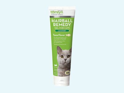 The best hairball medicine for your cat