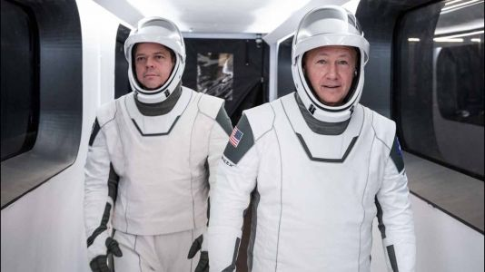 With SpaceX's Dragon, NASA astronauts will ride a new spaceship for the 1st time in decades