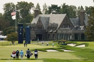 Canceling British Open helped keep US Open at Winged Foot