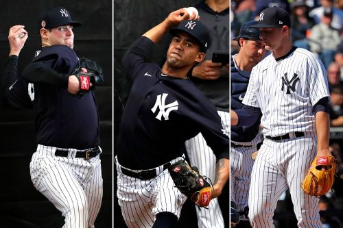 Luis Severino fallout: Five pitchers battling for spots in Yankees' rotation