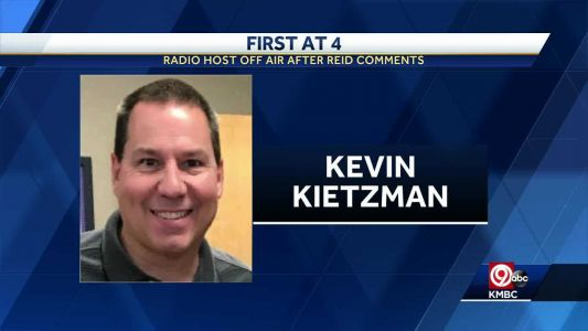 Sports radio host Kevin Kietzman off the air indefinitely over Andy Reid comments