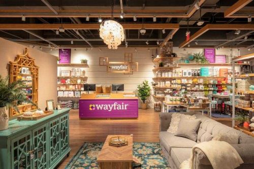 Wayfair to open first store Wednesday at Natick Mall