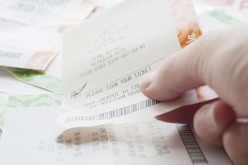Man finds winning lottery ticket after nine months