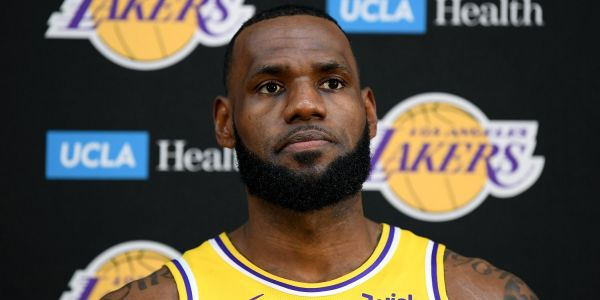 Some in the NBA world believe the Lakers should shut down LeBron James as the Lakers' playoff chase spirals