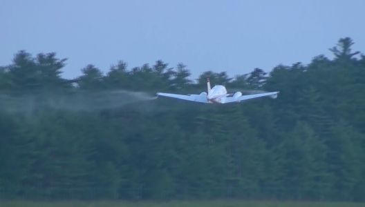 Aerial spraying for mosquitoes scheduled for southeastern Mass