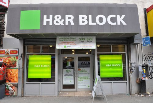 H&R Block figures out what happened to peoples' tax cuts last year
