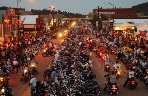 Sioux Nation will block bikers headed to Sturgis rally, citing coronavirus concerns