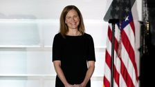 Amy Coney Barrett Sworn In To The Supreme Court