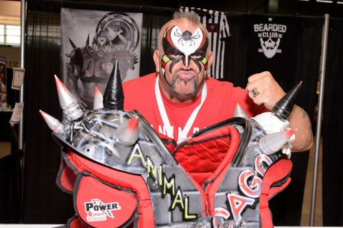 WWE legend Road Warrior Animal dead at 60