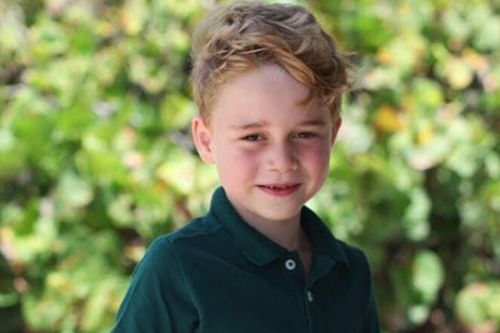 Royals release photos of Prince George to mark his 6th birthday