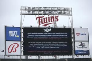 LEADING OFF: Red Sox-Twins delayed opener; Phils-Mets play 2